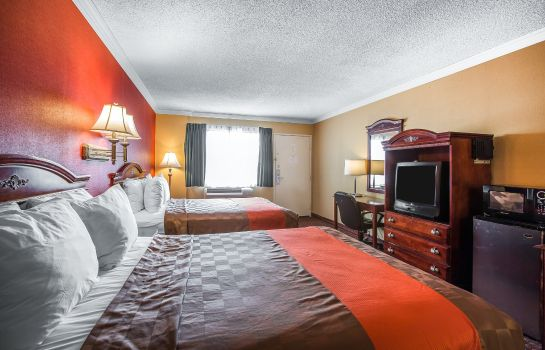 Zimmer MainStay Suites Meridian