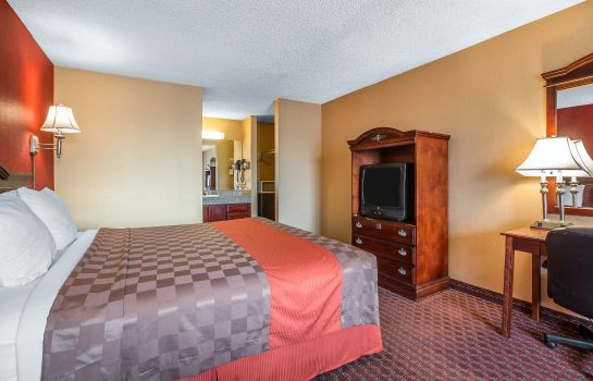 Room MainStay Suites Meridian