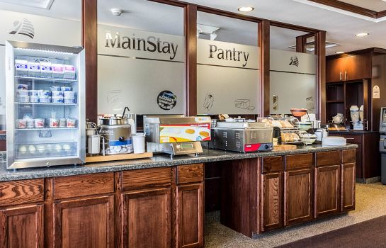 Restaurant MainStay Suites Minot