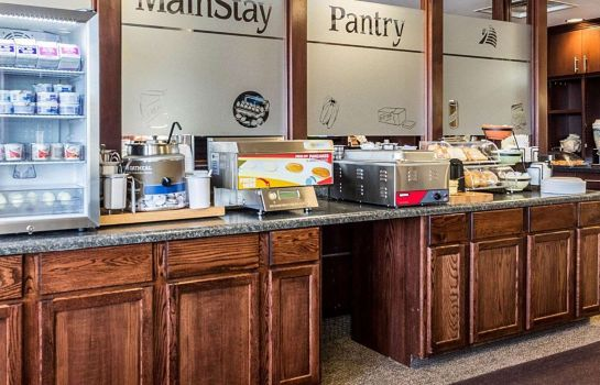Restaurante MainStay Suites Minot