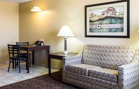 Suite MainStay Suites Minot