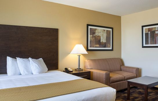 Chambre Quality Inn & Suites Minot