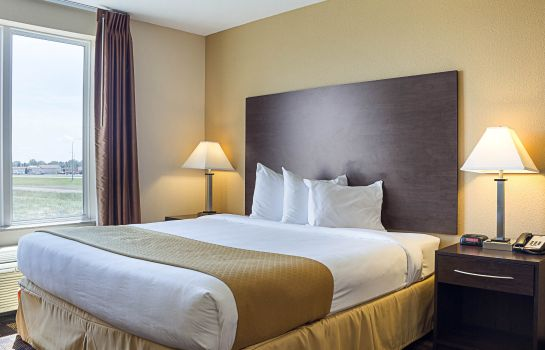 Zimmer Quality Inn & Suites Minot