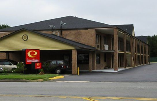 Vista exterior Econo Lodge Weldon