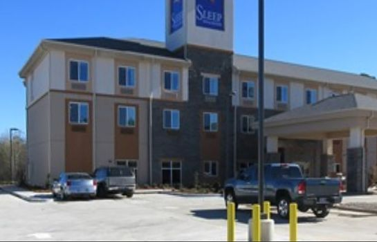 Exterior view Sleep Inn Jonesboro