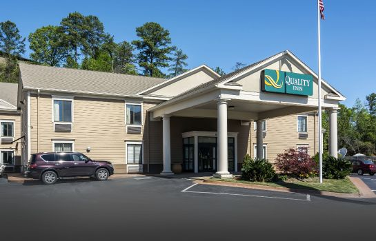 Buitenaanzicht Quality Inn Phenix City
