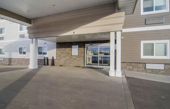 Vista exterior Suburban Extended Stay Hotel Kindersley