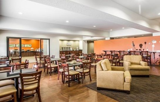 Hol hotelowy Sleep Inn & Suites Page