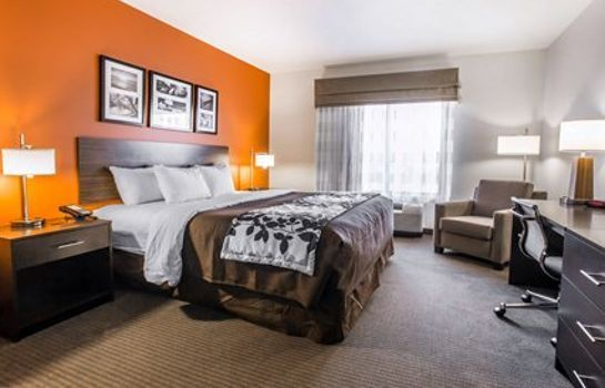 Suite Sleep Inn & Suites Page