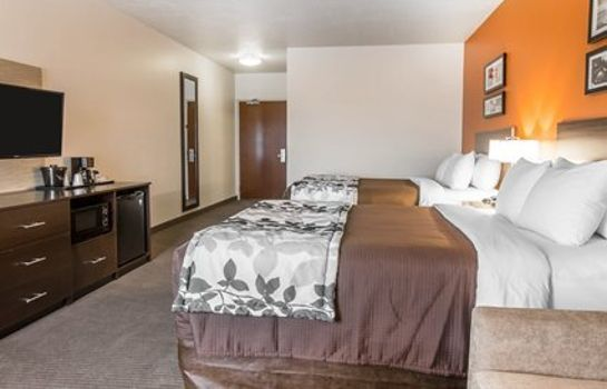 Camera Sleep Inn & Suites Page