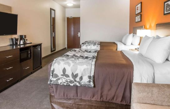 Chambre Sleep Inn & Suites Page at Lake Powell