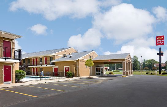 Vista esterna Econo Lodge Pine Bluff