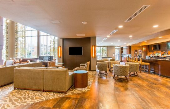 Hol hotelowy Cambria hotel & suites Plano Frisco