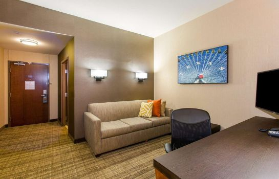 Suite Cambria Hotel Plano Frisco
