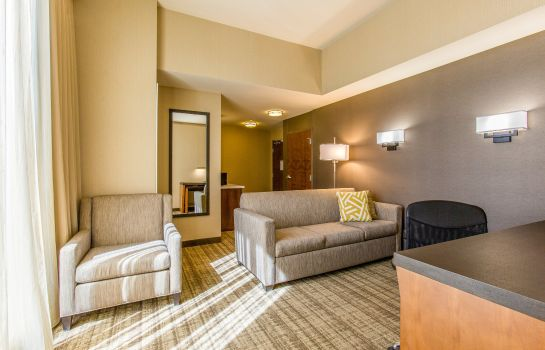 Kamers Cambria hotel & suites Plano Frisco