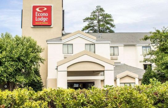 Vista exterior Econo Lodge Inn & Suites Raleigh North