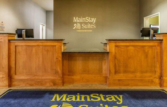 Hall MainStay Suites Stanley