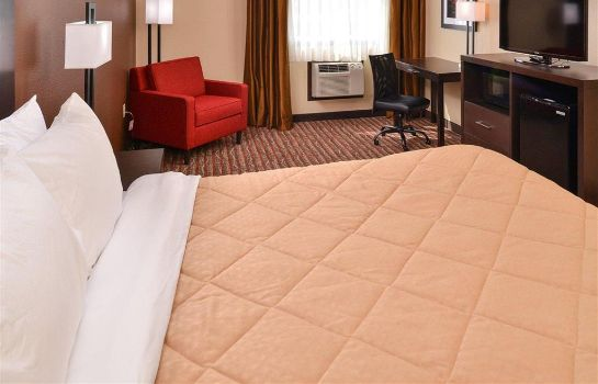 Zimmer Quality Inn and Suites Tacoma - Seattle
