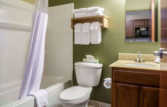 Zimmer Suburban Extended Stay Hotel Triadelphia