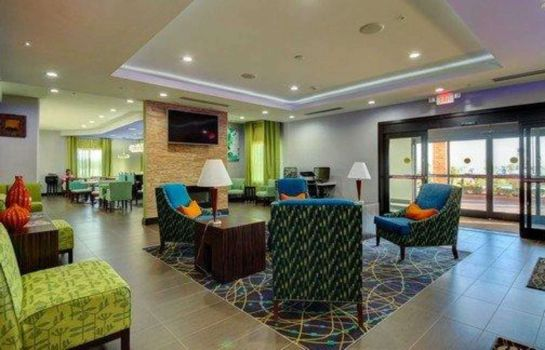 Hotelhalle Comfort Inn & Suites Tulsa I-44 West - Rt 66