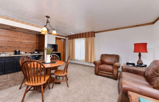 Suite Quality Inn Vernal