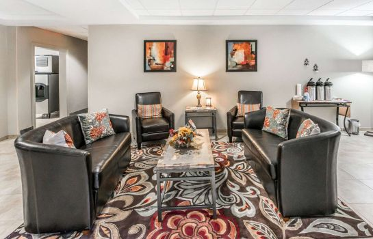 Hall de l'hôtel Suburban Extended Stay Hotel Washington
