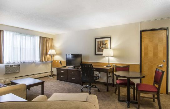Suite Quality Inn Quesnel