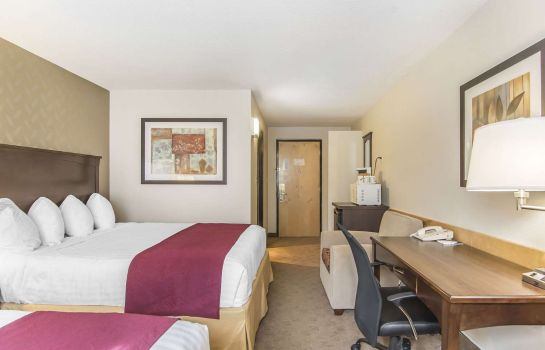 Kamers Quality Inn Quesnel