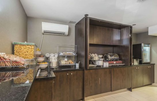 Restaurante Comfort Inn City Centre