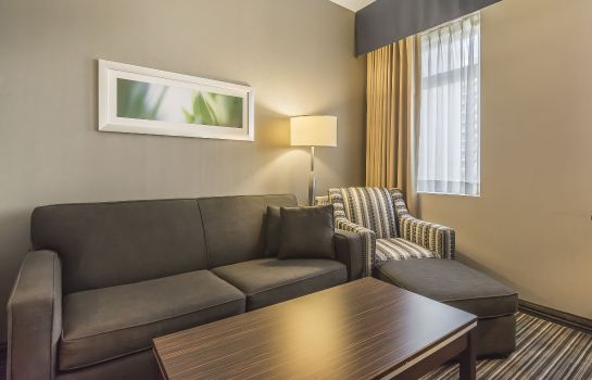 Habitación Comfort Inn City Centre