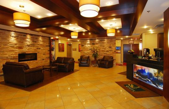 Hotelhalle Quality Inn and Suites Val DOr