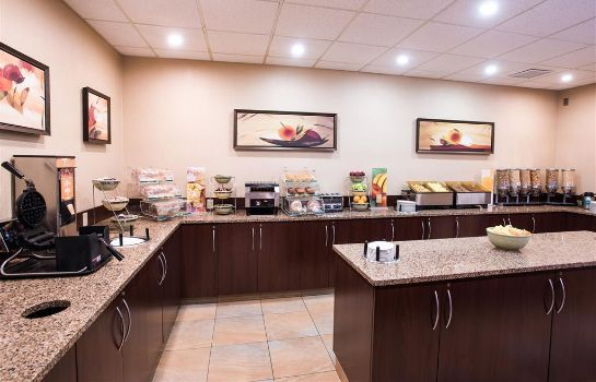 Restaurant Quality Inn and Suites Val DOr