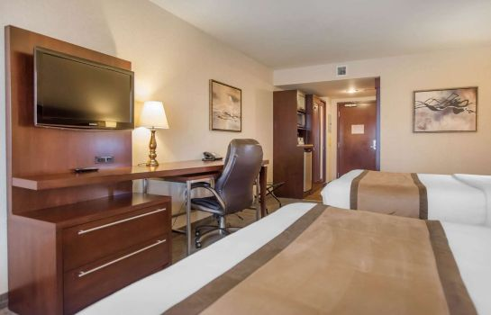 Zimmer Quality Inn and Suites Val DOr