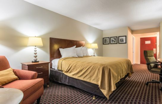 Zimmer Quality Inn Atlanta Airport-West
