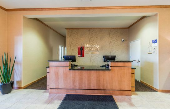 Hol hotelowy MainStay Suites Extended Stay Sidney Highway 16