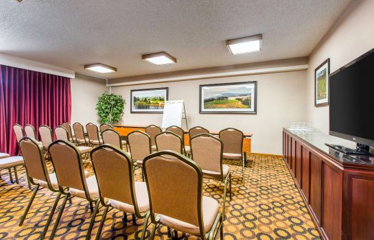 Salle de séminaires an Ascend Hotel Collection Member Napa Winery Inn
