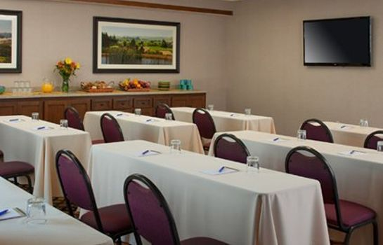 Sala congressi an Ascend Hotel Collection Member Napa Winery Inn