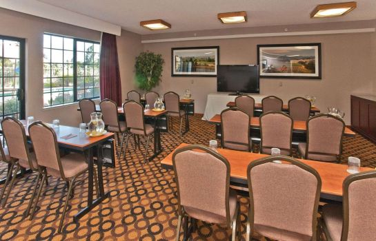 Sala konferencyjna an Ascend Hotel Collection Member Napa Winery Inn