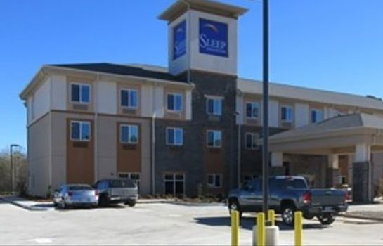Buitenaanzicht Sleep Inn Jonesboro