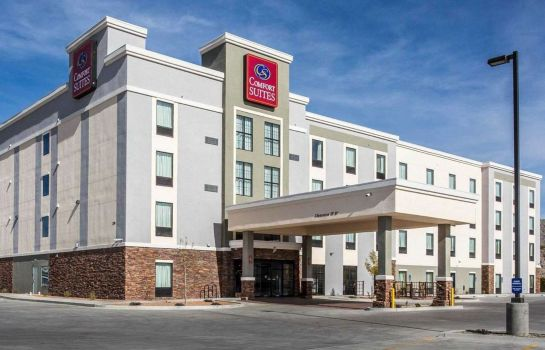 Exterior view Comfort Suites Las Cruces I - 25 North