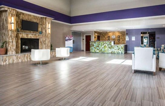 Lobby Comfort Suites Las Cruces I - 25 North