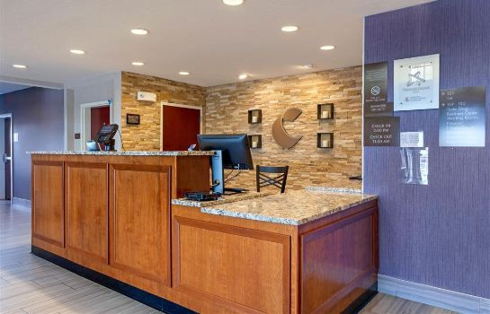 Hall Comfort Suites Las Cruces I - 25 North