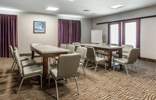 Conference room Comfort Suites Las Cruces I - 25 North Comfort Suites Las Cruces I - 25 North