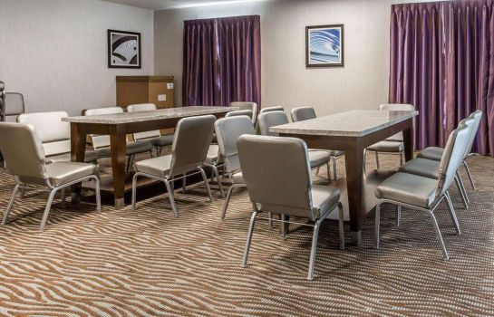 Conference room Comfort Suites Las Cruces I - 25 North