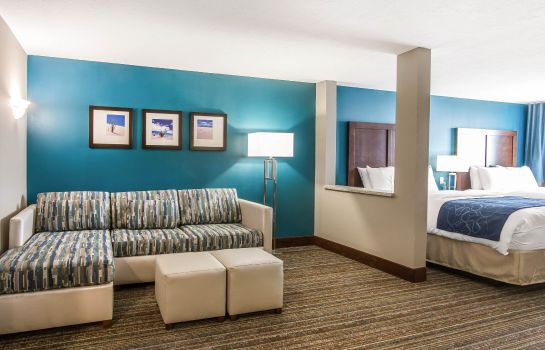 Habitación Comfort Suites Las Cruces I - 25 North