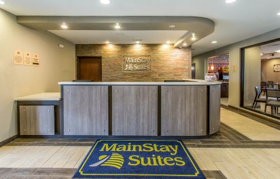 Hotelhal MainStay Suites Midland