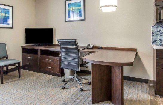 Suite MainStay Suites Midland