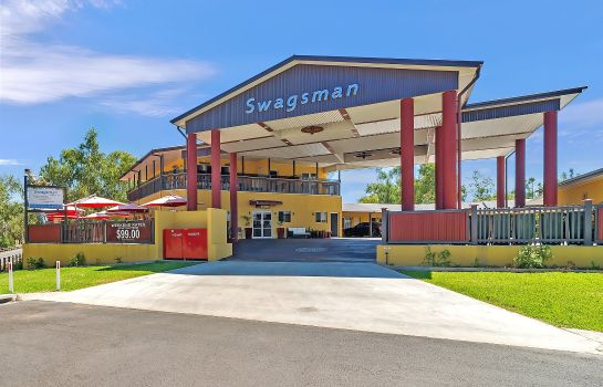 Exterior view Quality Inn Swagsman Miles