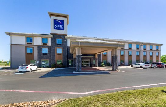 Buitenaanzicht Sleep Inn & Suites Jourdanton - Pleasanton