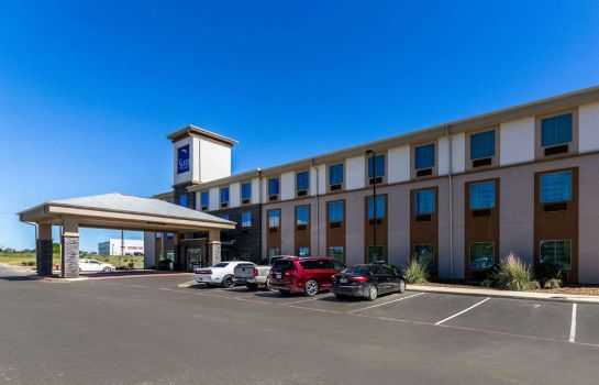 Exterior view Sleep Inn & Suites Jourdanton - Pleasanton